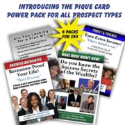 PiqueCardPowerPack